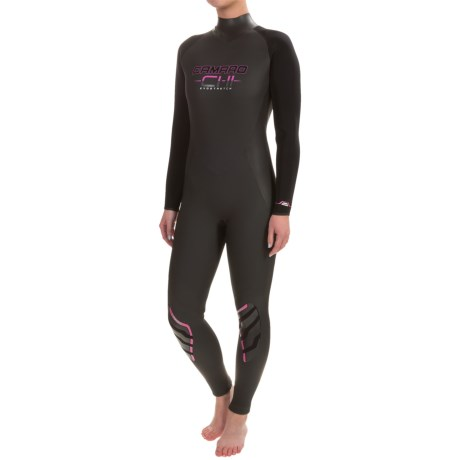 Camaro Overall C1-11 Wetsuit - 4/3mm (For Women) in Asst
