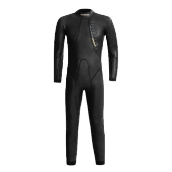 Camaro Overall Speedskin - 3/2mm (For Men) in Black