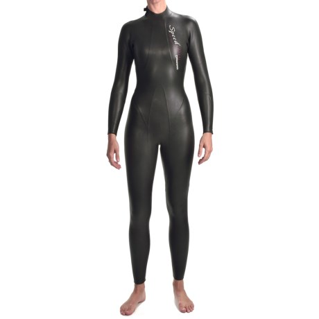 Camaro Overall Speedskin - 3/2mm (For Women) in Black