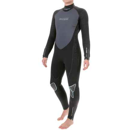 Camaro Overall SuperElastic Dive Wetsuit - 5/3/2mm (For Women) in Asst - Closeouts