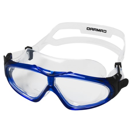 Camaro Sea II Swim Goggles (For Men and Women) in Blue