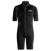 Camaro Seamless Diving Monovest - 4mm (For Men) in Black - Closeouts