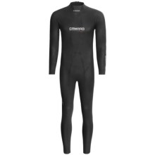 Camaro Titanium Open Cell Overall Waterski Wesuit - 2mm (For Men) in Black - Closeouts