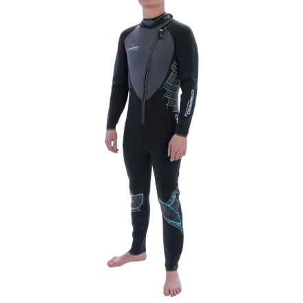 Camaro Titanium Tropic Wetsuit - 3mm (For Men) in Black - Closeouts