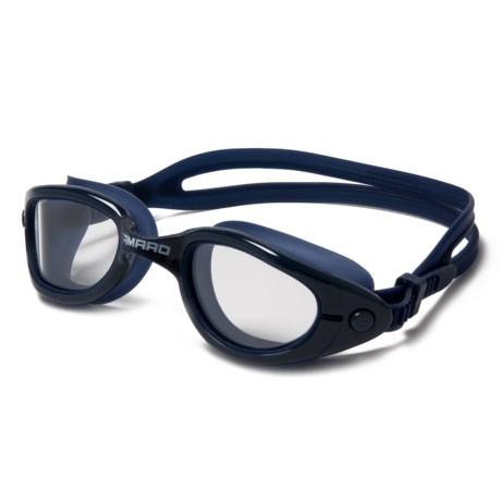 Camaro Tri 2 Swimming Goggles in Blue