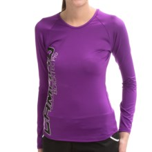 Camaro Ultradry Shirt - UPF 50+, Long Sleeve (For Women) in Magenta - Closeouts