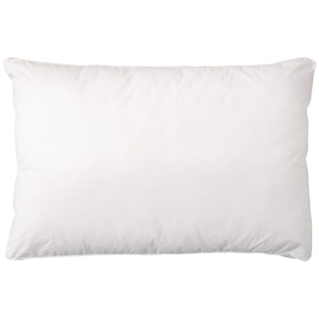 Image of Cambric Synergy White Gusset Pillow - Queen, Medium Support, 230 TC