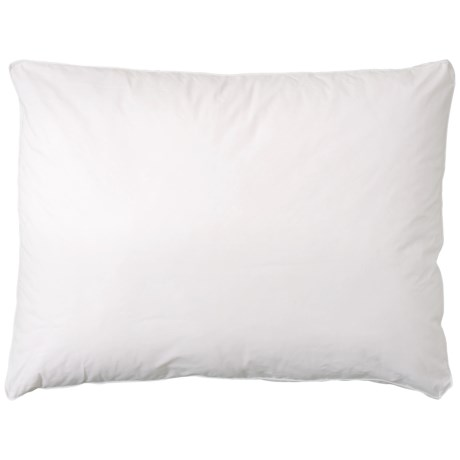 Image of Cambric Synergy White Gusset Pillow - Standard, Medium Support, 230 TC