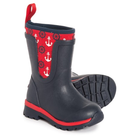 Image of Cambridge Anchor Mid Boots - Waterproof, Insulated (For Boys)