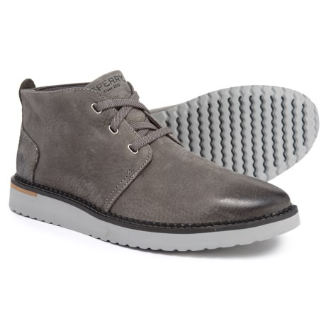 Camden Oxford Chukka Boots - Leather (For