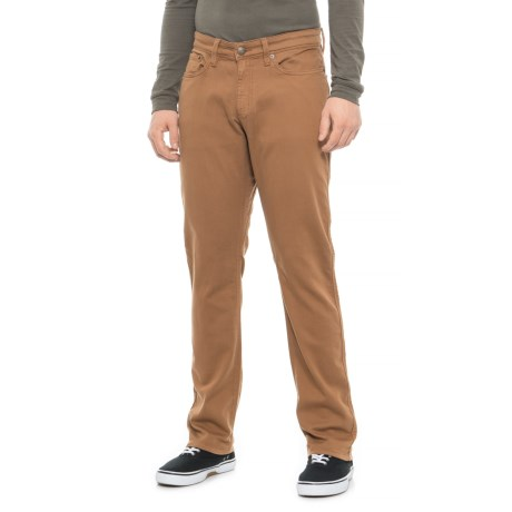 Image of Camel No Sweat Relaxed Fit Pants (For Men)