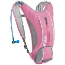 CamelBak Annadel Hydration Pack - 50 fl.oz. (For Women) in Aurora Pink/Frost Grey - Closeouts
