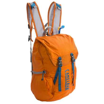 CamelBak Arete 18 Hydration Pack - 50 fl.oz. in Kabocha/Blue Sapphire - Closeouts