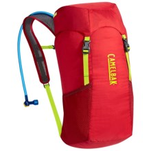 CamelBak Arete 18 Hydration Pack - 70 fl.oz. in Engine Red/Lime Punch - Closeouts