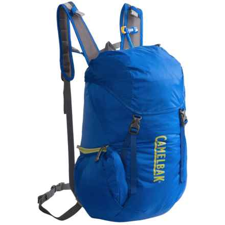 CamelBak Arete 22 Hydration Pack - 70 fl.oz. in Olympian Blue/Green Oasis - Closeouts