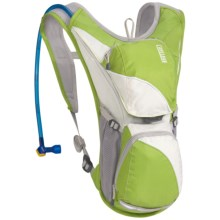 CamelBak Aurora Hydration Pack - 70 fl.oz (For Women) in Green Mango - Closeouts