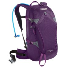 CamelBak Aventura 18 Hydration Pack - 100 fl.oz (For Women) in Blackberry Cordial/Grape Juice - Closeouts