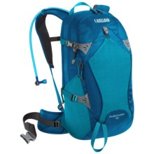 CamelBak Aventura 18 Hydration Pack - 100 fl.oz (For Women) in Mykonos Blue/Blue Jewel - Closeouts
