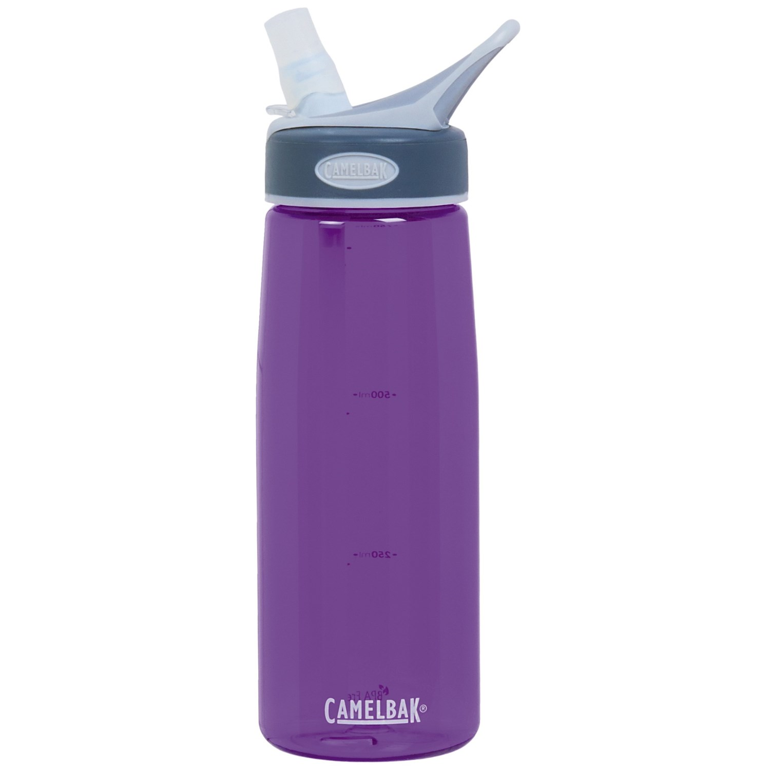 camelbak better bottle water bottle w bite valve 24 oz bpa free purple 75 liter. Black Bedroom Furniture Sets. Home Design Ideas