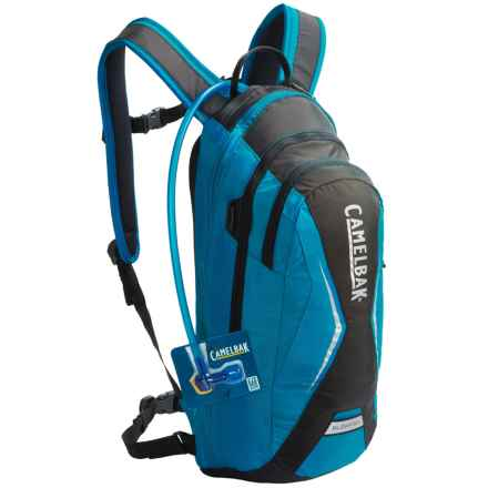 CamelBak Blowfish 18L Hydration Pack - 70 fl.oz. in Methyl Blue/Charcoal - Closeouts