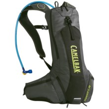 CamelBak Charge LR Hydration Bike Backpack - 70 fl.oz. in Peat - Closeouts