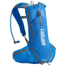CamelBak Charge LR Hydration Bike Backpack - 70 fl.oz. in Skydiver - Closeouts