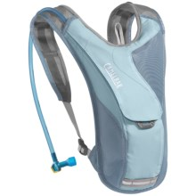 CamelBak Charm Hydration Pack - 50 fl.oz. (For Women) in Blue Shadow/Dream Blue - Closeouts