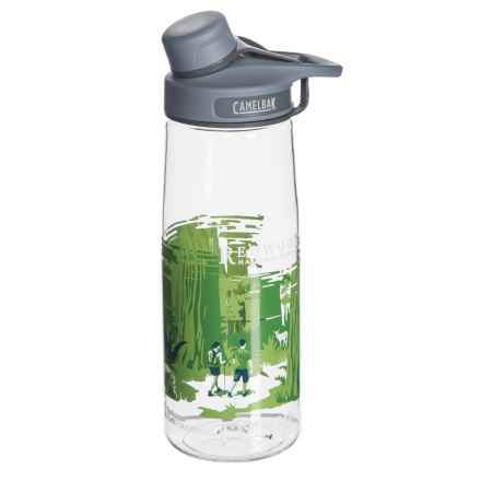 CamelBak Chute National Park Travel Water Bottle - 25 oz. in Redwood - Closeouts
