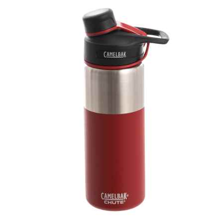 CamelBak Chute Vacuum-Insulated Water Bottle - 20 oz. in Brick - Closeouts