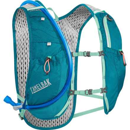 CamelBak Circuit Hydration Vest - 50 fl.oz. in Teal/Ice Green - Closeouts