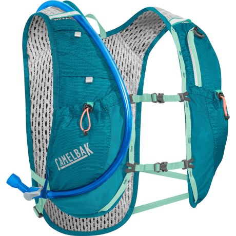 87d3c331eb CamelBak Circuit Hydration Vest - 50 oz. in Teal/Ice Green