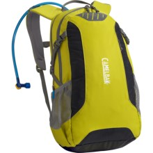 CamelBak Cloud Walker Hydration Pack - 70 fl.oz. in Citronelle/Dark Navy - Closeouts