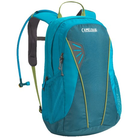 CamelBak Day Star Hydration Pack - 2L Reservoir (For Women) in Caneel Bay/Lyons Blue