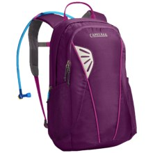CamelBak Day Star Hydration Pack - 2L Reservoir (For Women) in Dark Purple - Closeouts