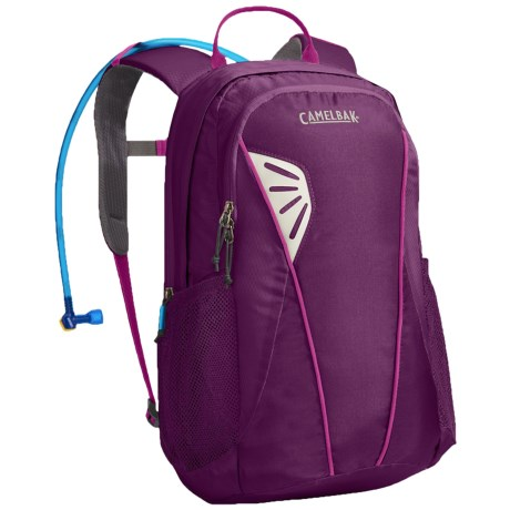CamelBak Day Star Hydration Pack - 2L Reservoir (For Women) in Dark Purple