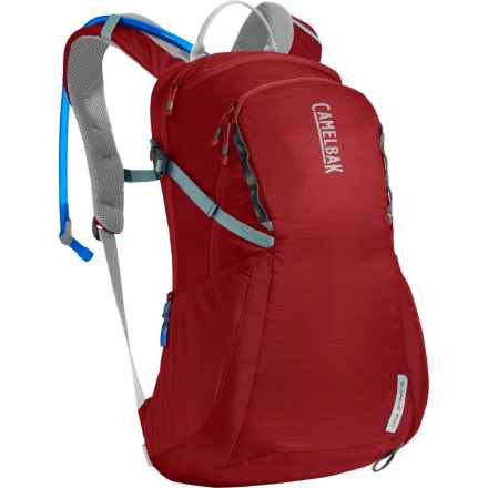 CamelBak DayStar 16L Hydration Pack - 85 oz. (For Women) in Dhalia/Stone Blue - Closeouts