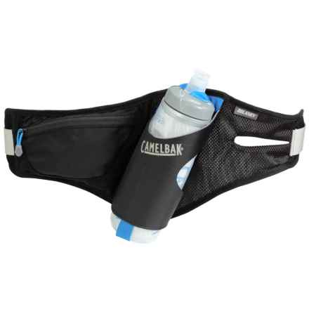 CamelBak Delaney Run Belt with Chill Bottle - 21 fl.oz. in Black - Closeouts