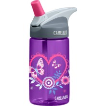 CamelBak Eddy Kids Water Bottle - 13.5 fl.oz. in Hearts - Closeouts
