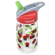 CamelBak Eddy Kids Water Bottle - BPA-Free, 13.5 fl.oz. in Ladybugs - Closeouts