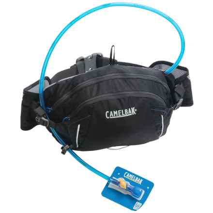 CamelBak FlashFlo LR Hydration Lumbar Pack - 50 oz. in Black - Closeouts