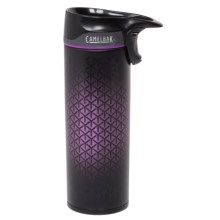 CamelBak Forge Vacuum-Insulated Travel Mug - Stainless Steel, 16 fl.oz. in Midnight Lilac - Closeouts