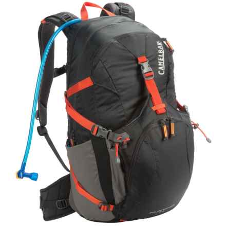 CamelBak Fourteener 24 Hydration Pack- 100 fl.oz. in Charcoal/Graphite - Closeouts