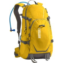 CamelBak Fourteener Hydration Pack - 100 fl.oz. in Nugget Gold - Closeouts