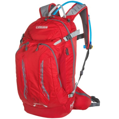 CamelBak H.A.W.G NV Hydration Pack - 100 fl.oz. in Barbads Cherry/Graphite