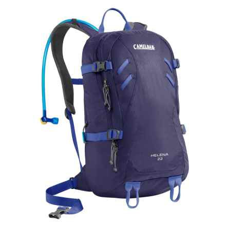 CamelBak Helena 22 Hydration Backpack - 100 fl.oz. (For Women) in Astral Aura/Violeta - Closeouts