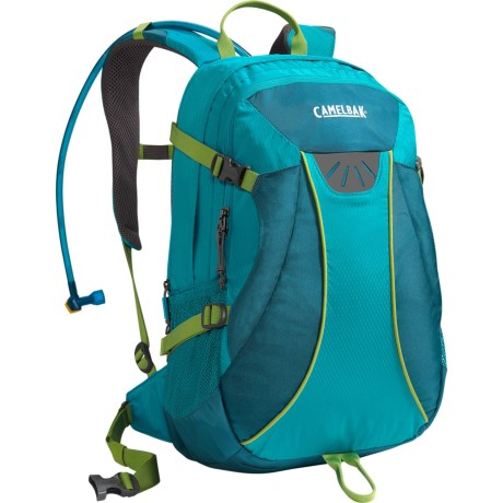 CamelBak Helena Hydration Pack - 100 fl.oz. (For Women) in Caneel Bay/Lyons Blue