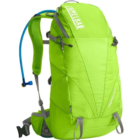 CamelBak Highwire 25 Hydration Pack - 100 fl.oz. in Jasmine Green