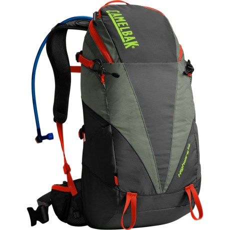CamelBak Highwire 25 Hydration Pack - 100 fl.oz. in Pirate Black/Gunmetal