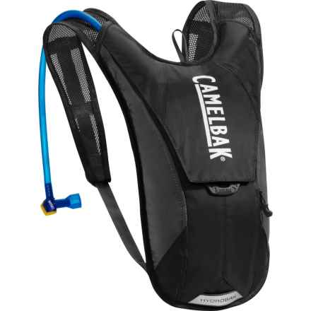 CamelBak Hydrobak Hydration Bike Pack - 25L, 1.5L Reservoir in Black/Graphite - Closeouts