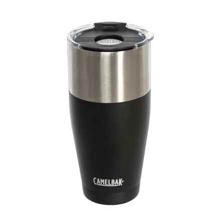 CamelBak Kickback Insulated Mug - 20 oz., Stainless Steel in Obsidian - Closeouts